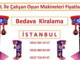Ciro Paylaşımlı Oyun Makineleri Boks Makinesi Kiralama İstanbul