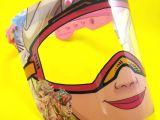 Hersteller Firma Gesichtsschutz Visiermaske
