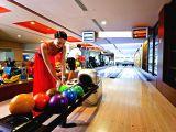 Ne jemi duke ndërtuar një qendër bowling dhe zona për të luajtur për eksport nga Turqia