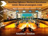 Cost Of Opening Turnkey Bowling Entertainment Center Setup