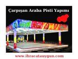 Amusement Park Bumper Cars Cost For Sale