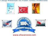 Cheap Wholesale A4 Frame Turkey Production