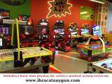 Biaya profesional yang direkomendasikan untuk menyiapkan arcade turnkey