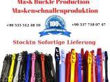 Mask Buckle Production - Maskenschnallenproduktion