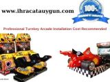 Professional Turnkey Arcade Installation Cost Recommended