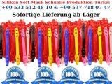 Silikon Soft Mask Schnalle Produktion Türkei - إنتاج إبزيم قناع سيليكون ناعم تركيا