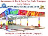 Amusement Park Sets Bumper Cars Prices For Sale