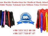 Medical Mask Buckle Turkey Production Installation & Mask Buckle Production In Stock