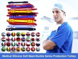 Medical Silicone Soft Mask Buckle Series Production Turkey