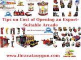 Oyun Salonu Açmak Maliyeti - Oyun Dükkanı Açmak Maliyeti