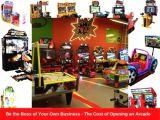 Soyez le patron de votre propre entreprise - le coût de l'ouverture d'un centre de divertissement
