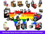 Worldwide Game Rooms Installation Cost Recommended