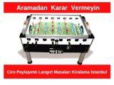 Ciro Paylaşımlı Langırt Oyun Makinaları Kiralama İstanbul