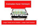 Langırt Teknik Servis İstanbul - Langırt Tamiri İstanbul