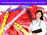 Massenproduktion Maskenschnalle Herstellung - Maskenschnalle Großhandel