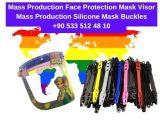 Kütləvi istehsal maska tokası istehsalı - maska tokası topdansatış