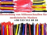 Türkiye'nin En büyük Medikal Firmaları Medikal Maske Tokaları