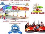Bumper Car Track Making - Amusement Park Equipment - Amusement Park Toys