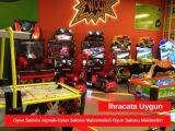 Otellerde Sosyal Aktiviteler ve Eğlence Oyun Salonu Kurulması