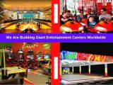 Turnkey Game Rooms Setup in Dubai Hotels