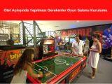 Otel Açılışında Yapılması Gerekenler Oyun Salonu Kurulumu