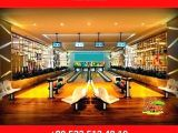 Giant Bowling Entertainment Centers Worldwide Installation