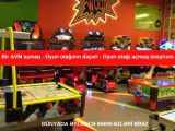Turkish Companies Building Game and Entertainment Activity Centers Around the World