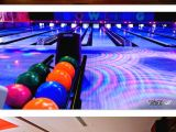 Home bowling alley installation for Arab Countries Patrons