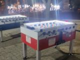Turnover Shared Foosball Tables in Universities