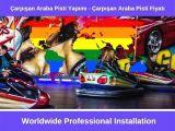 Arab Countries Amusement Park and Game Slot Establishment