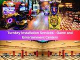Diejenigen, die Spiel- und Unterhaltungszentren in der Türkei gründen